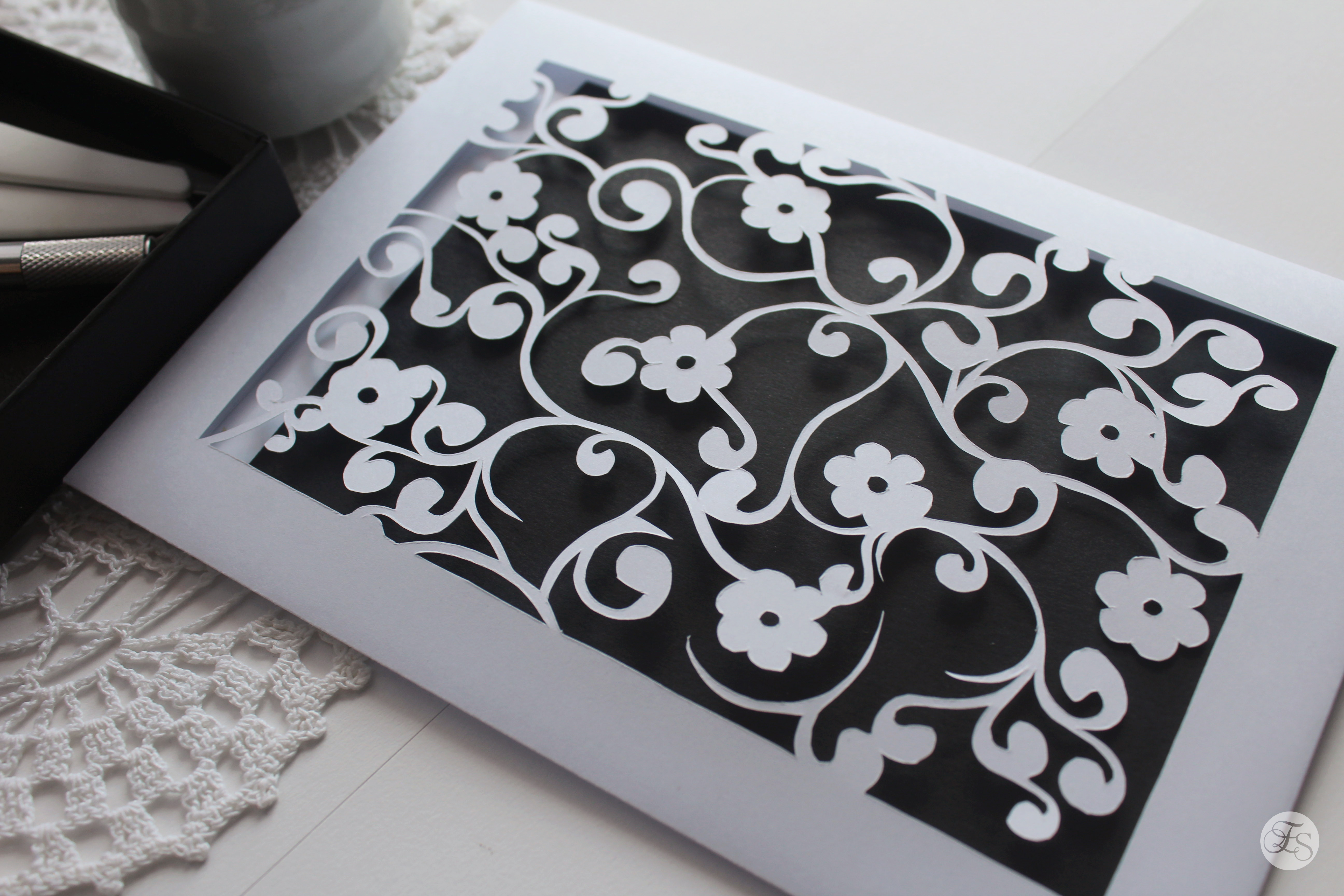 photo regarding Free Printable Paper Cutting Templates identify Paper slicing Eversea